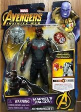 "Hasbro Marvel Avengers Infinity War Stone Marvel's Falcon 6"" inch Action Figure"