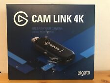 Corsair Elgato Cam Link 4K HDMI for Live Streaming / Recording IN HAND FAST SHIP