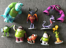 Monsters University Deluxe Figure Play Set - Disney Store