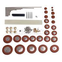 DIY Alto Sax Repair Tool Maintenance Parts Sax Pad Set Hot Melt Adhesive