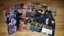 Rolling Stone Magazine - 2002 Complete Year - Issues # 887 - 913