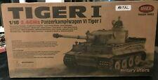 Taigen 1/16 Rc Tank Tiger I Full Metal 2.4Ghz Airsoft Bb Version - Repair Fix Me