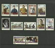 SOUTH GEORGIA SG467-478 SHACKLETON DEFINITIVES 2009 MNH