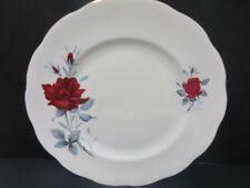 Royal Albert Sweet Romance Salad Plate Red Rose - 8 inch