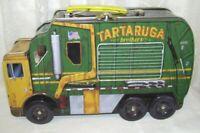 2016 Tartaruga Brothers Teenage Mutant Ninja Turtles Lunchbox Metal