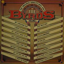 "BYRDS - ORGINAL SINGLES 1965-1967  12"" LP (S808)"