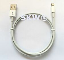 Apple MFi zertfiziert SKW® 1m Lightning -USB Kabel USB 2.0 Datenkabel Ladekabel