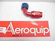AEROQUIP Reusable SWIVEL Fitting -12 AN X 90° NASCAR AEROQUIP  #837
