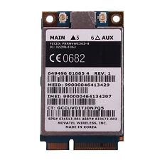 E362 4G lt 2510 EV-DO/LTE Mobile Broadband Module Qualcomm Gobi 4000 634513 F HP