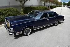 1979 Lincoln Town Car Collectors Series