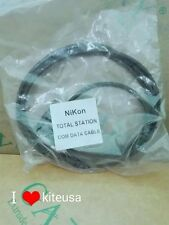 New Download Data Cable for Nikon Total Station