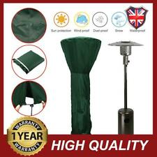 TJFU Patio Weatherproof Heater Protector Anti-Dust Multisize Green Storage Cover