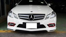 New Genuine Mercedes E W207 AMG Set Of Front Left And Right Sport DRL LED Lights