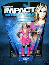VELVET SKY IMPACT WRESTLING TNA CLASSIC SEXY DIVA CHAMPION WWE WOMAN WRESTLER
