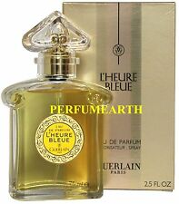 L'heure Bleue By Guerlain 2.5/2.6oz. Edp Spray For Women New In Box