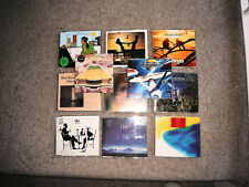 BLUR COLLECTION of 11 x CD SINGLES ALL DELETED AND ALL IN EXCELLENT CONDITION