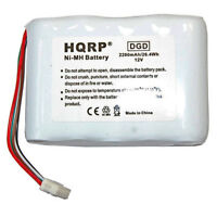 HQRP Battery for Logitech Squeezebox Wi-Fi Internet Radio