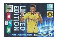 Panini Adrenalyn XL Champions League 13/14 p. aubameyang-Limited Edition