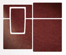 Polaroid SX-70 Belederung SLR-680 sx70 leather skin Ohne Stativloch  Wine red