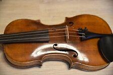 Seltene Barock -Geige - Violine - David Ch. Hopf - Sehr guter Zustand aus Museum