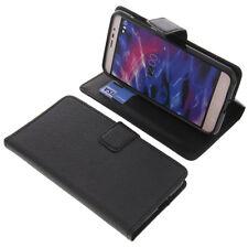 Tasche für MEDION Life E5006 Smartphone Book-Style Schutz Hülle Handytasche Buch