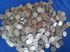 LOT OF 300 ROOSEVELT 90% SILVER DIMES CIRCULATED ((168))