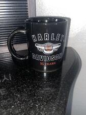 New ListingHarley Davidson 95 Years Coffee Mug Motorcycles Bikes Cup Cafe 2008