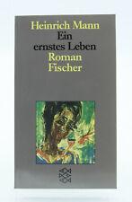 Ein ernstes Leben | Heinrich Mann | Roman | Buch |