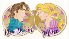 Disney Love Is An Adventure Light Tangled Princess Rapunzel & Flynn 500 Pin Set