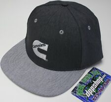 Cummins trucker winter solid cummings hat ball cap flatbill snap back flat bill