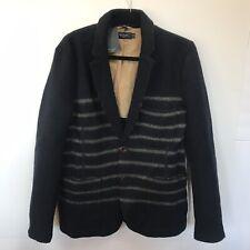 Paul Smith Jeans Men's Wool Button Blazer Jacket Size Medium New