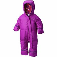 Columbia Infant Frost Water Repellent Snuggly Bunny Bunting Snowsuit 6-12M NWT