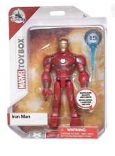 Disney Toy Box  Marvel IRON MAN Action Figure