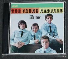 The Young Rascals 1st album Mono + Stereo CD 2007 US-IMPORT MINT programmazione a oggetti