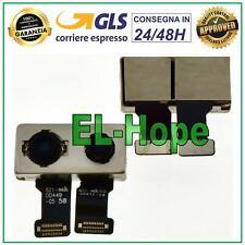 Apple Fotocamera Posteriore per iPhone 7 Plus - Argenta