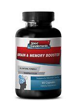 Ginko Biloba - Brain & Memory Booster 777mg - Boost Brain Function Supplement 1B