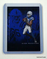 "2020 MICHAEL PITTMAN JR. Rookie ""Sapphire Blue parallel"" Panini Illusions Colts"