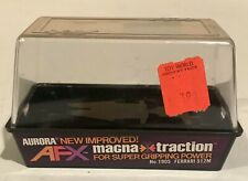 Aurora Afx Slot Car Magna-Traction #1905 Ferrari 512M Display Case Cube Box