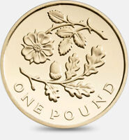 1 Pound Coins Selection Circulated Round £1 Coin Hunt * FREE POSTAGE *