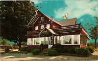 Vintage Postcard - Norway Motel & Restaurant In The Pocanos Pennsylvania #3752