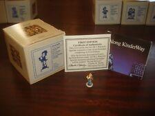 Goebel Olszewski KinderWay Miniatures Serenade 265-P Nib