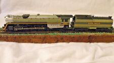 HO Bachmann 4-8-4 #806 Gray Union Pacific Overland Steam Locomotive & Tender