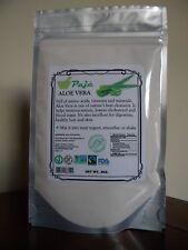 Aloe Vera powder juice 4oz 1/4lb Superfood, Detox, beauty and digestiv help PAJE