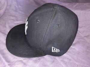 Blue NY Yankees Fitted Baseball Cap Hat 59Fifty New Era 7 1/2