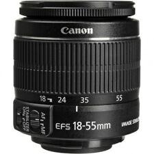 Obiettivi per fotografia e video per Canon Apertura massima F/3.5 Lunghezza focale 18-135mm