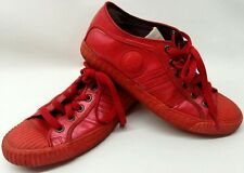Authentic Diesel Yuk&Net Trainer Red Women/Girls Size EU 38 UK 5.5 US 7.5
