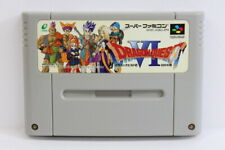 Dragon Quest VI 6 SFC Nintendo Super Famicom SNES Japan Import US Seller I4873