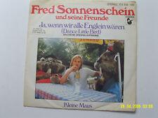 Fred Sonnenschein - Ja, wenn wir alle Englein wären + Kleine Maus