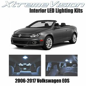 XtremeVision LED for Volkswagen EOS 2006-2017 (8 Pieces) Cool White Premium Inte