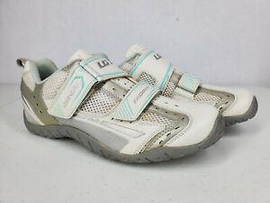 Womens LG Louis Garneau Size 10 US, 42 EU Ergo Grip Multi Commuter Cycling Shoes